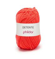 Phildar Detente kleur 0005 Ecarlate