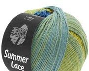 Lana Grossa Summer Lace Degrade kleur 104