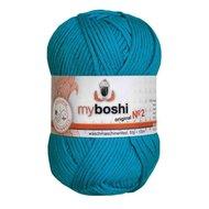 MyBoshi nr. 2 kleur 252 Turqoise