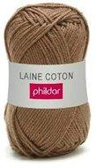 Phildar Laine Coton Kleur 0002 Chanvre