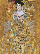 Diamond Dotz Woman in Gold (Klimt)